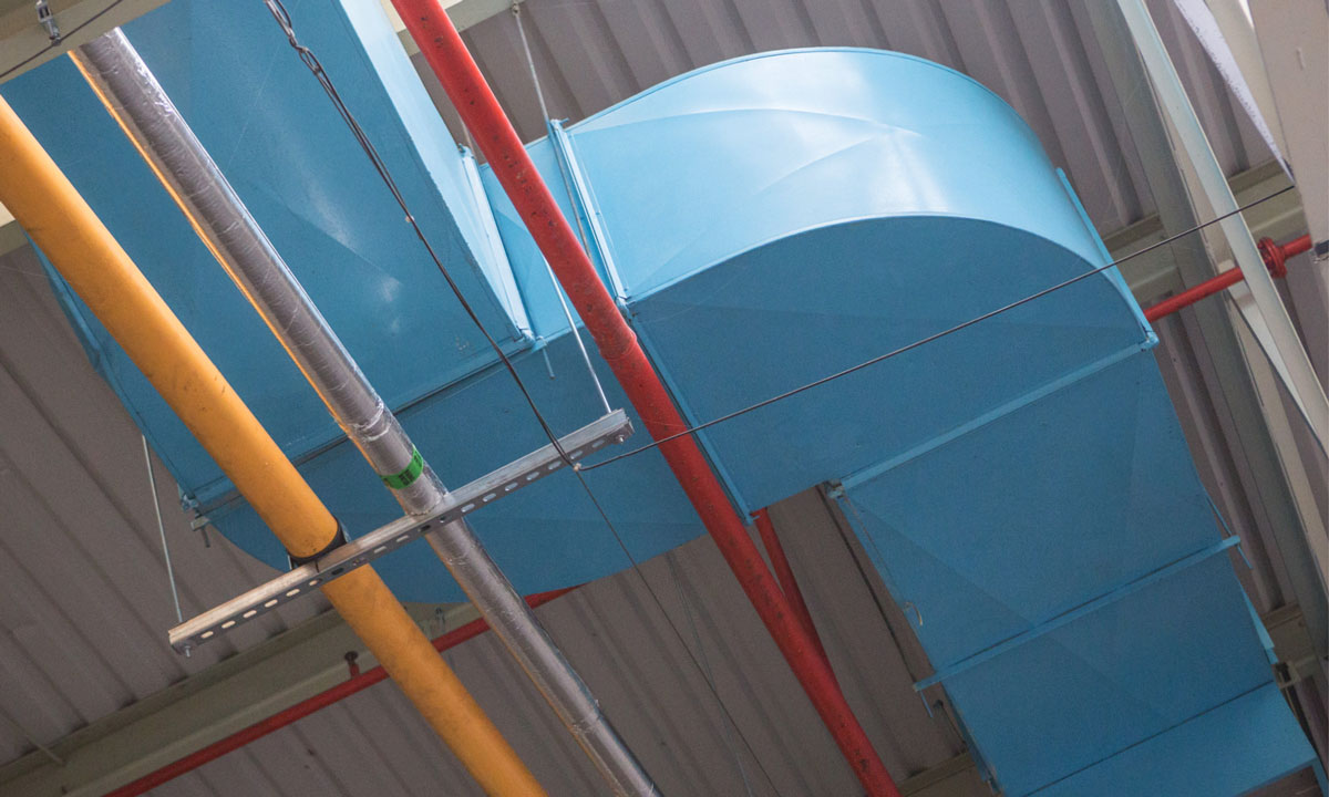 Troy Studios Limerick Interior design reflecting waypath signage