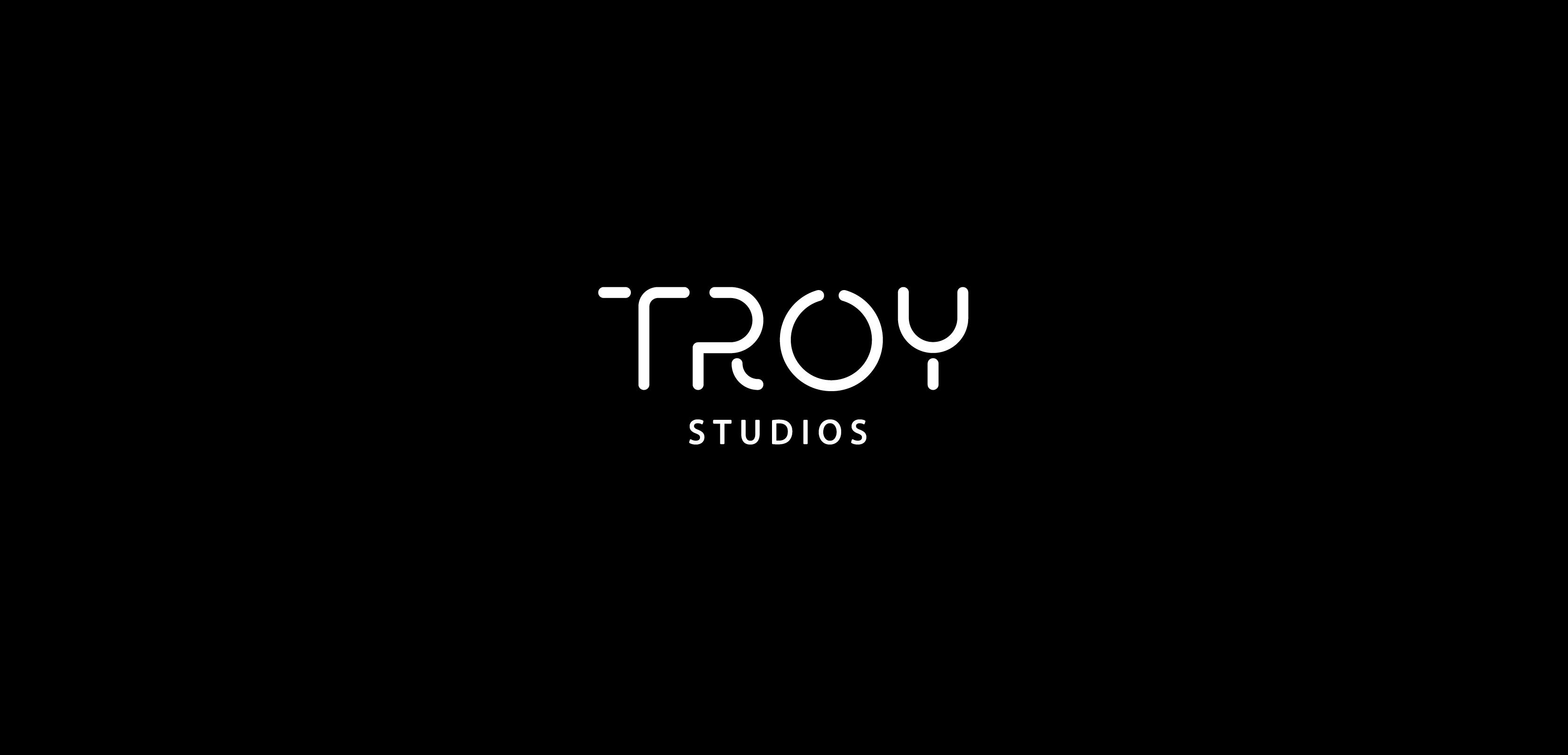 Logo Graphic Design for Troy Studios Limerick