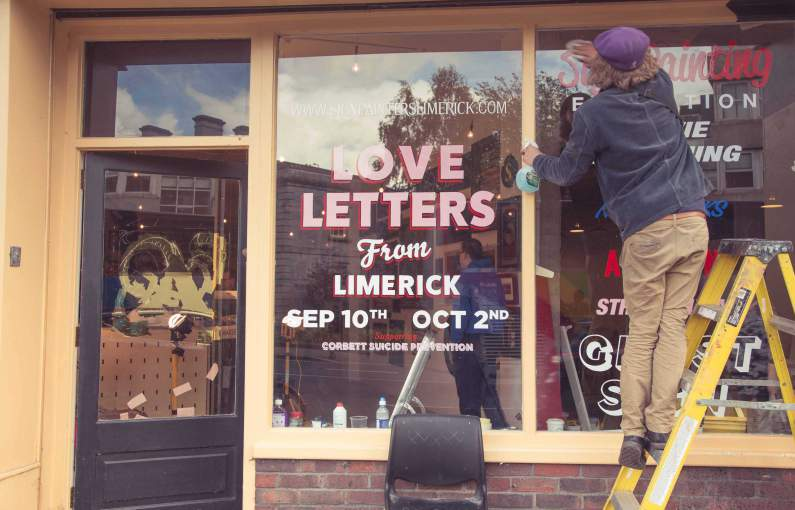 Love Letters from Limerick Video and Photography Production
