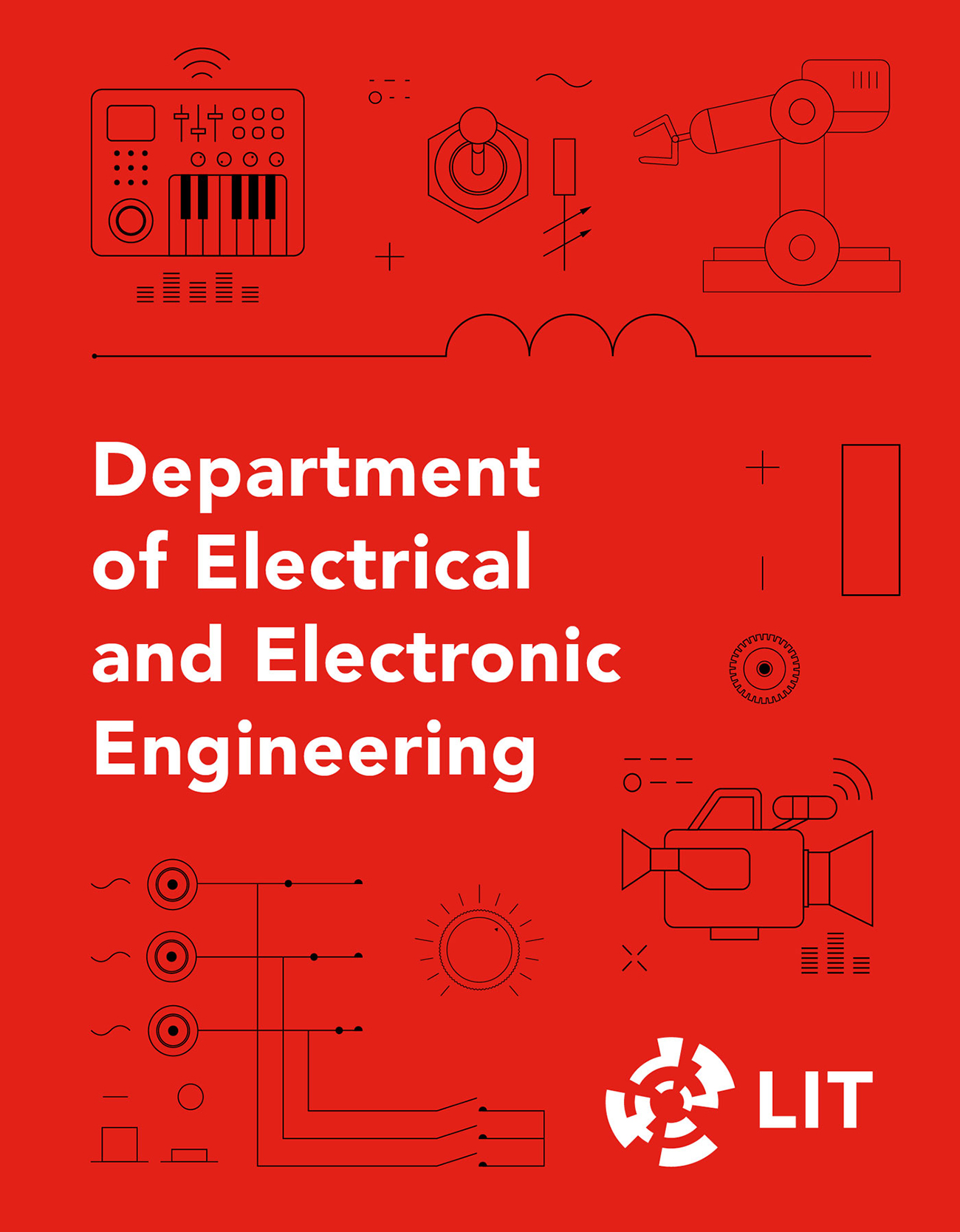 LIT Electrical and Electronic Engineering Iconography