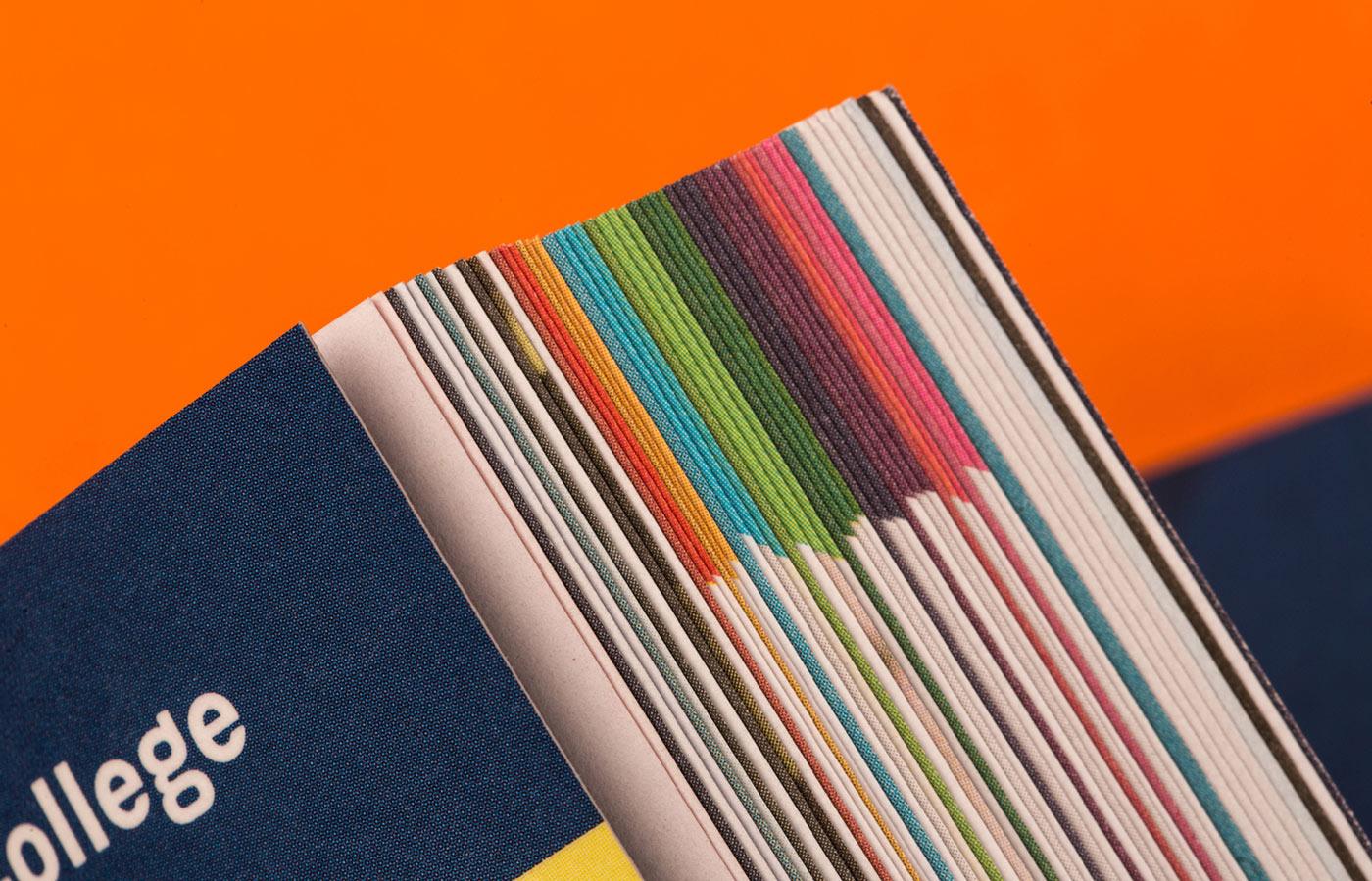 MIC brand guidelines development for print designs