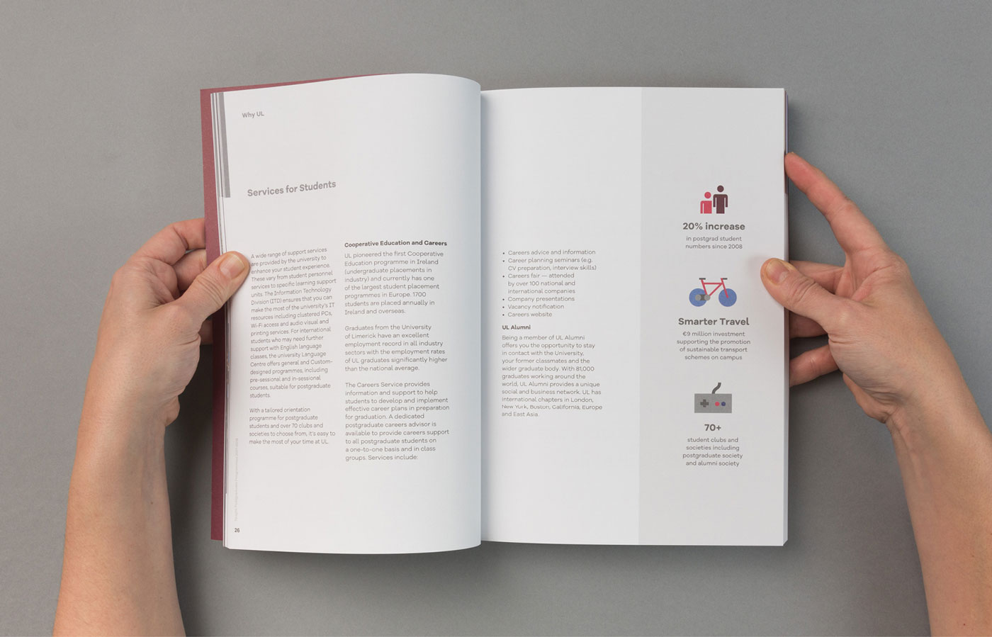 University of Limerick Postgrad Prospectus — Piquant Media