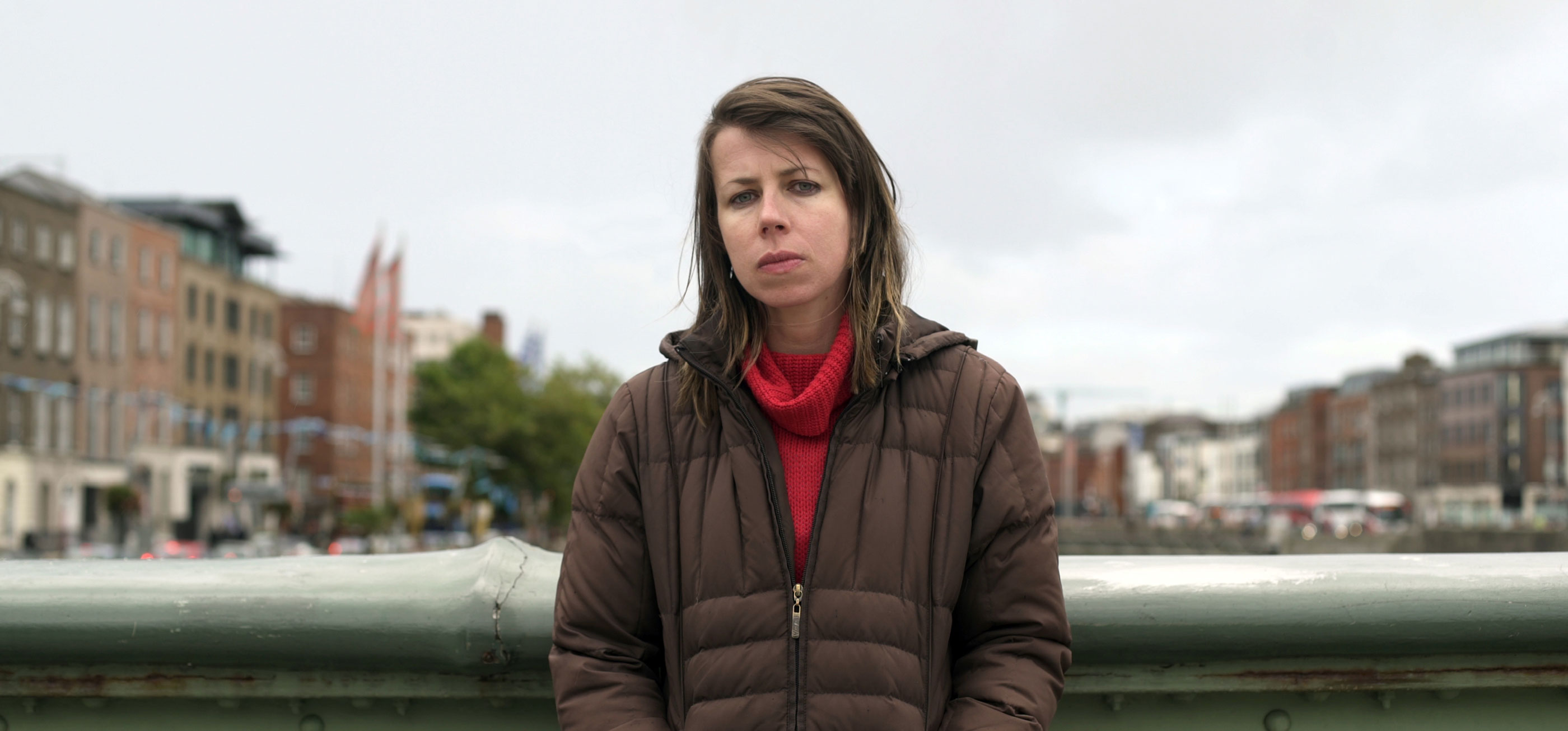 Novas Ireland video and photography production of homeless woman's story about alcohol addiction