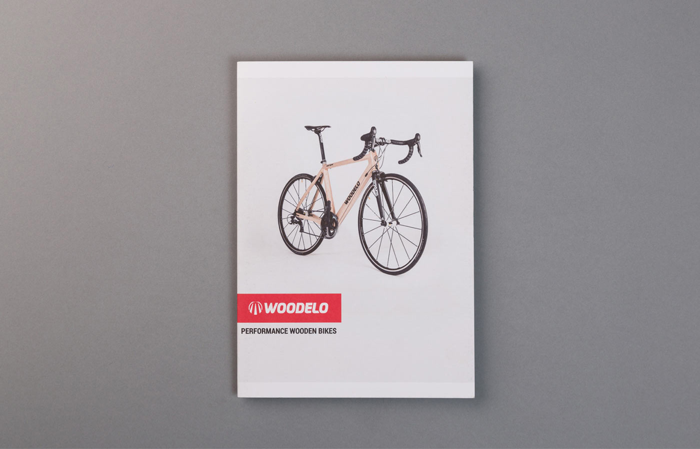 Woodelo brochure graphic design
