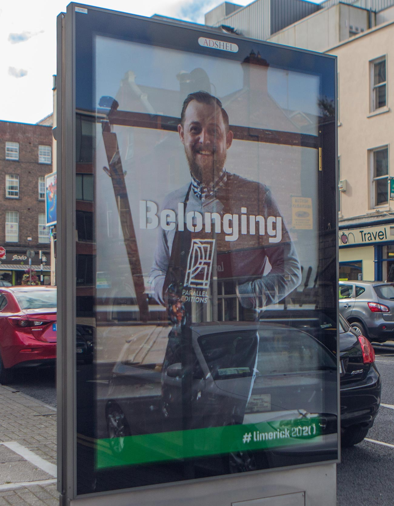 Limerick2020 Campaign Outdoor Campaign