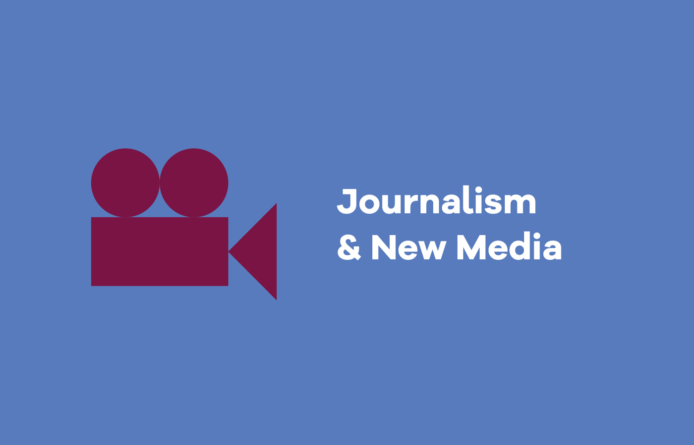UL Undergrad iconography for Journalism and New Media