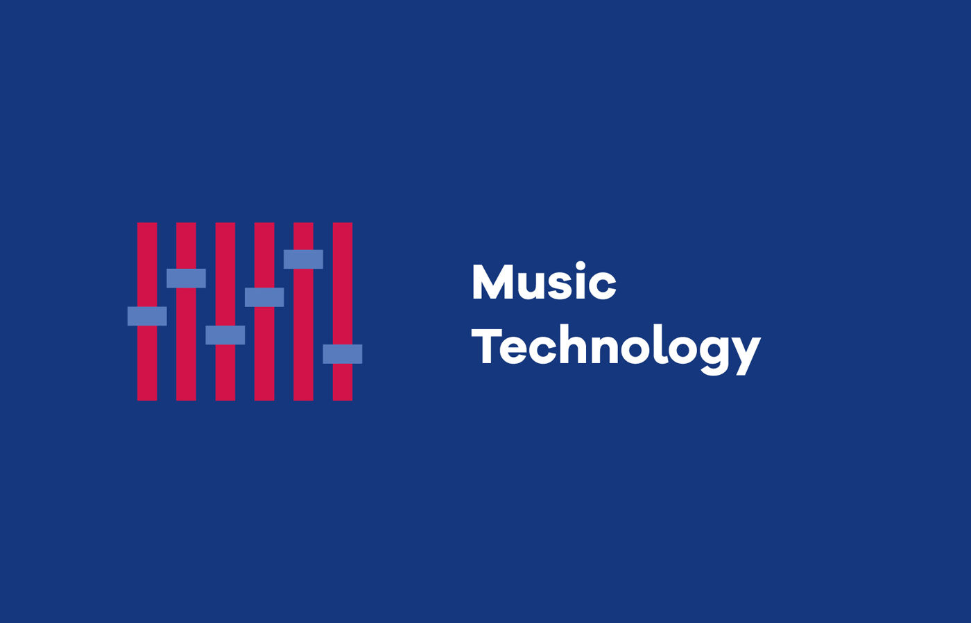 UL Undergrad Brand Development and iconography for music technology