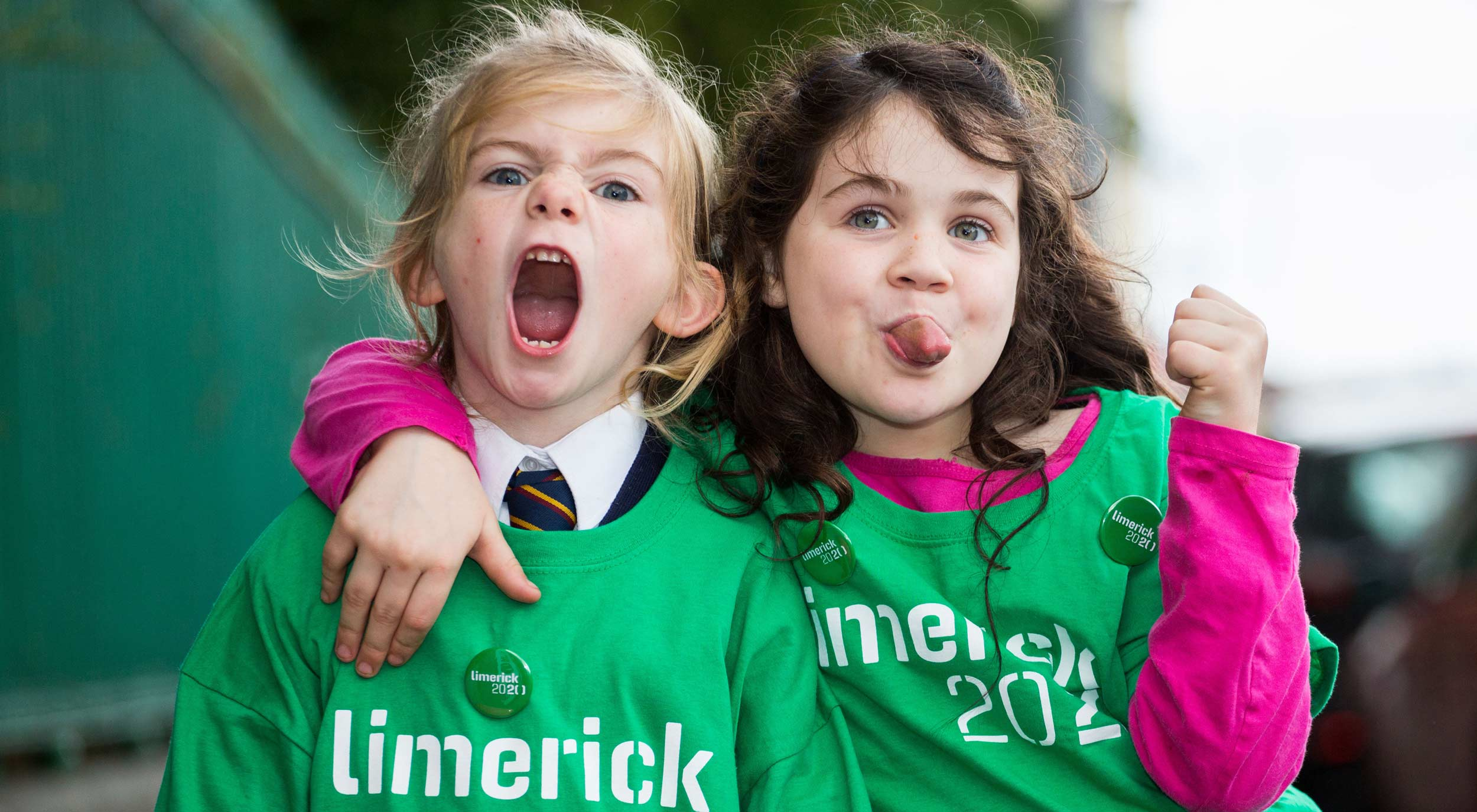 Limerick2020 Campaign Photography Production
