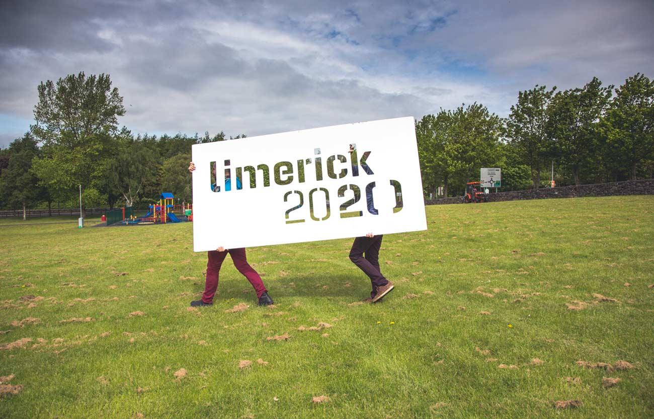 Limerick2020 Campaign Brand Development
