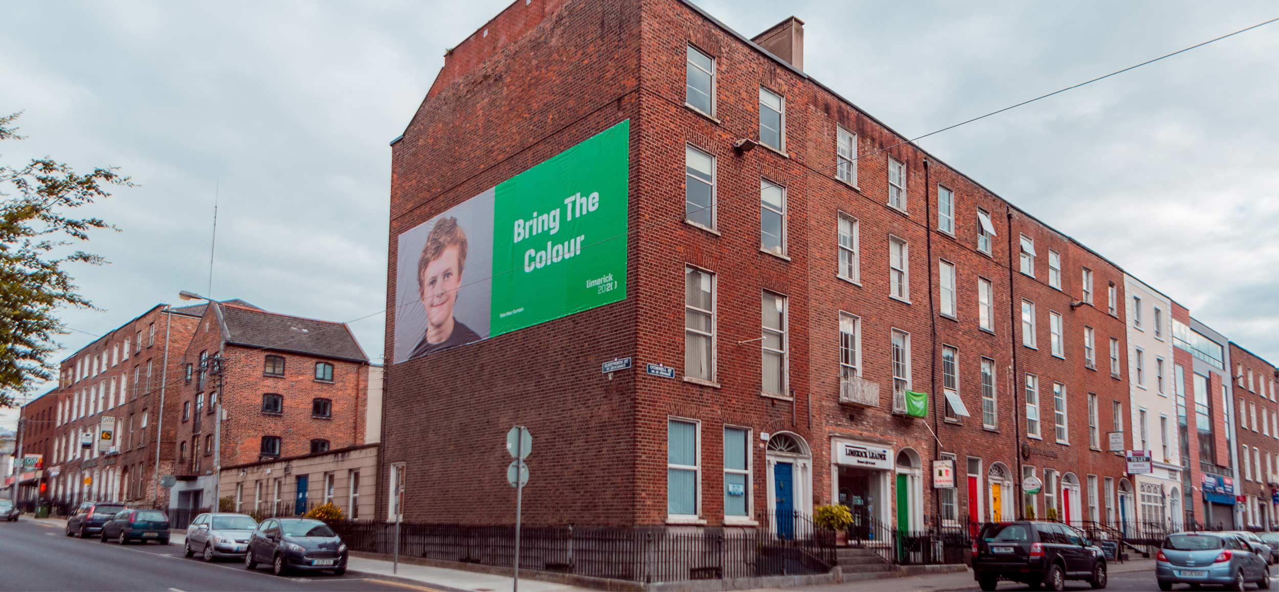 Limerick2020 Campaign Identity