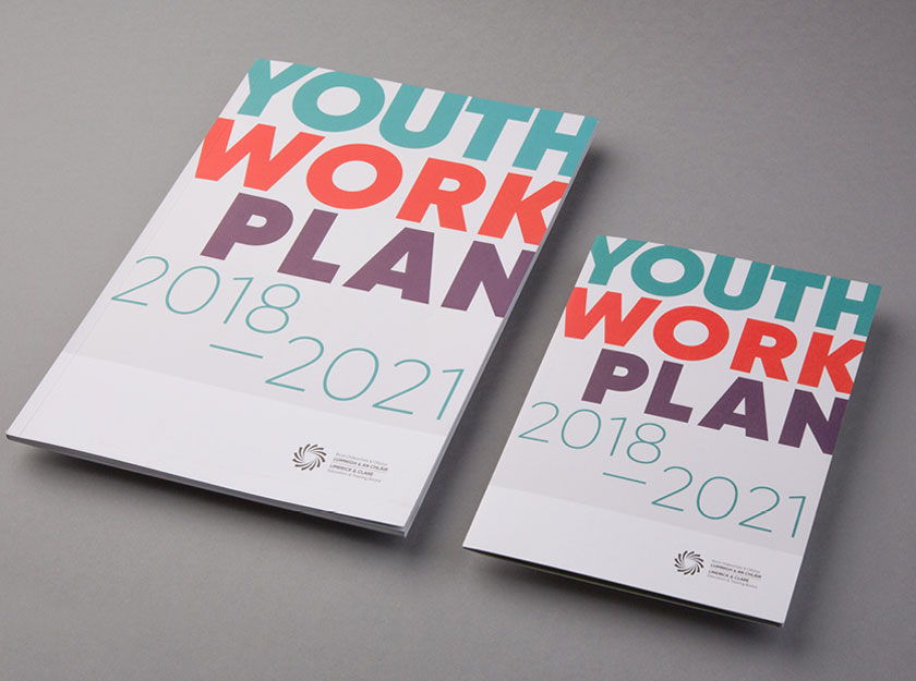 LCETB Youth Work Publication Design