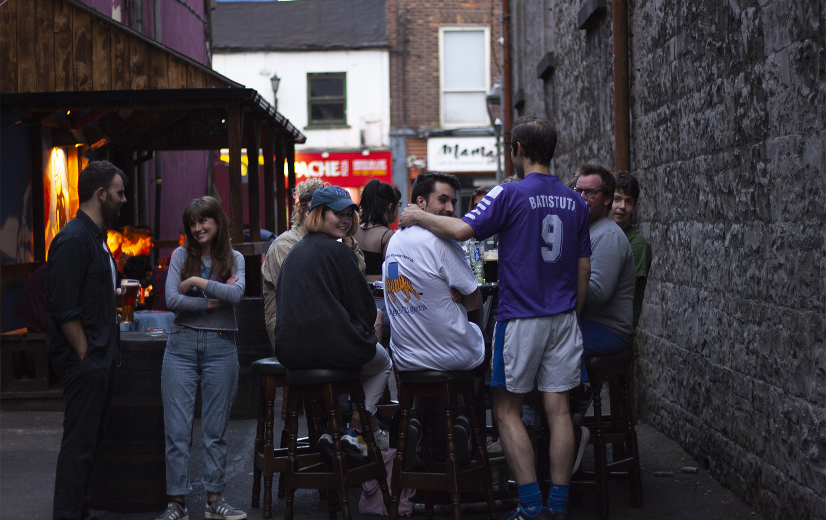 Feile na Greine Limerick City Music Trail Piquant Media photography