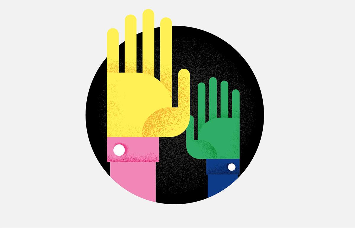 Belong To Illustrations Design