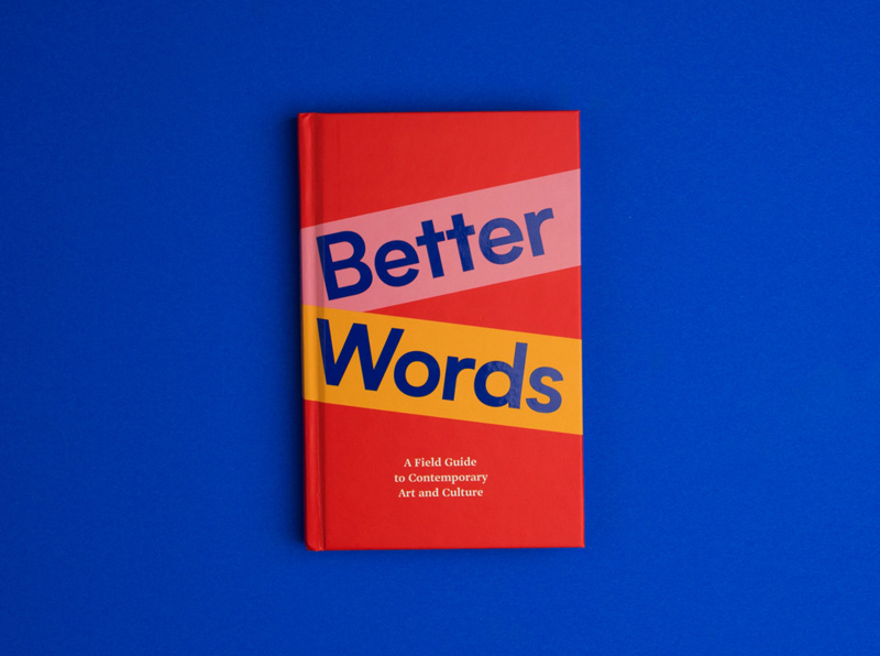 Better Words Eva International Book Design