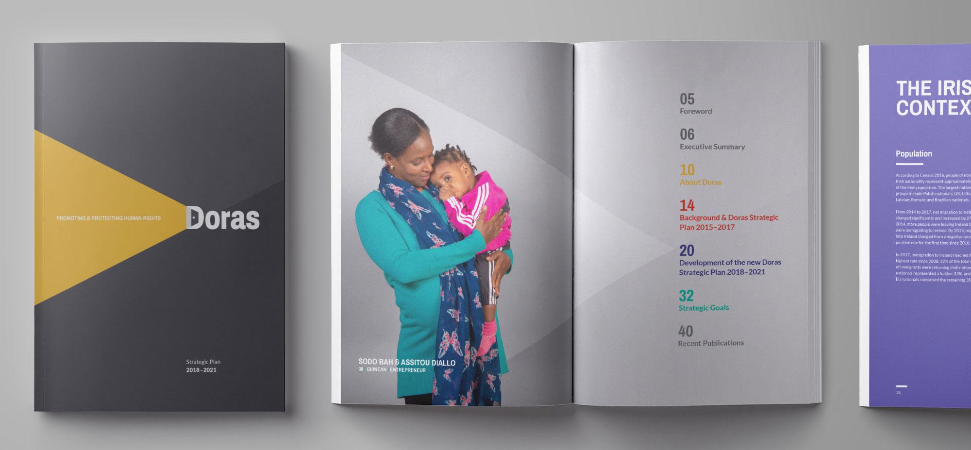 Doras Report Design