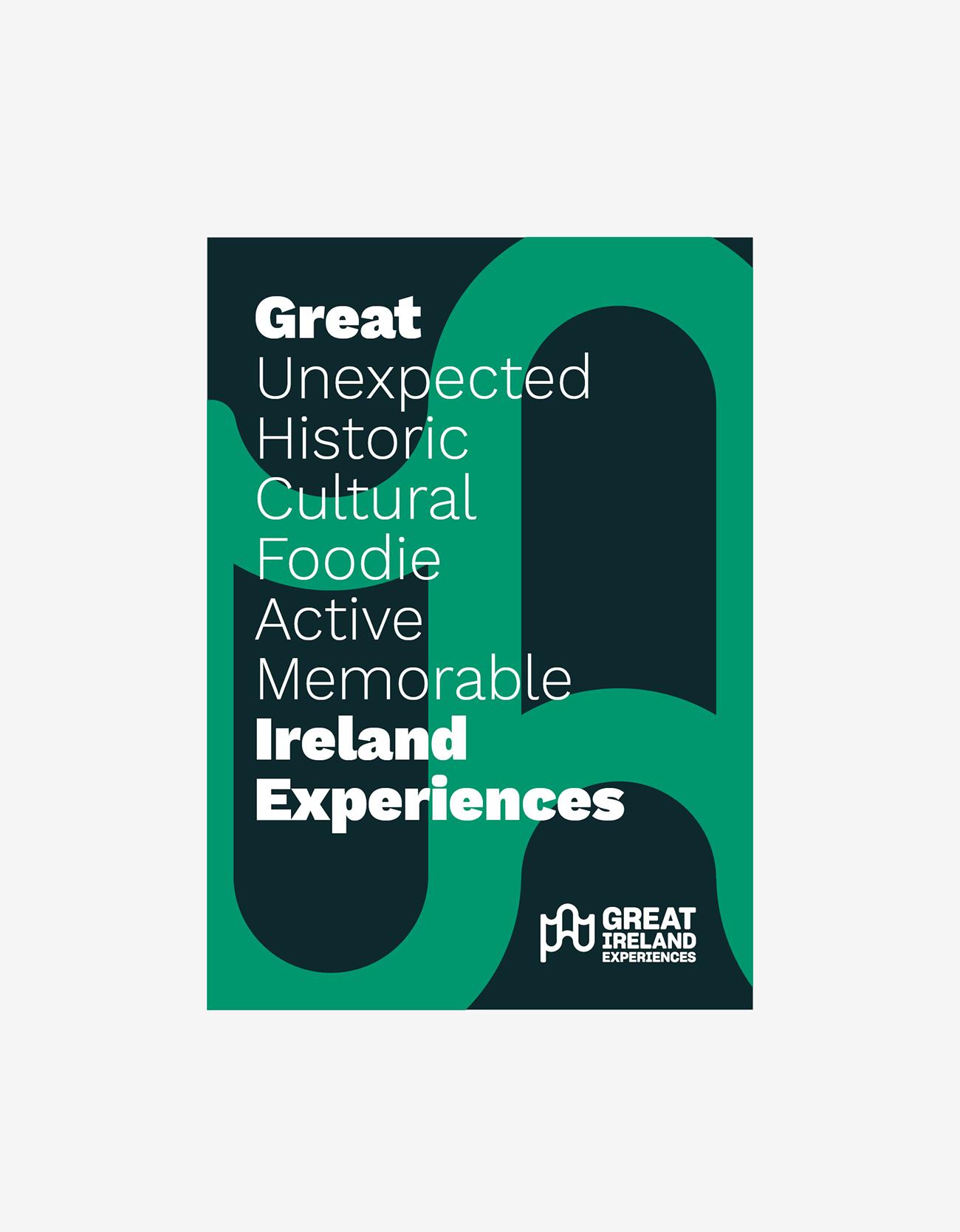 Great Ireland Experiences Brand Development