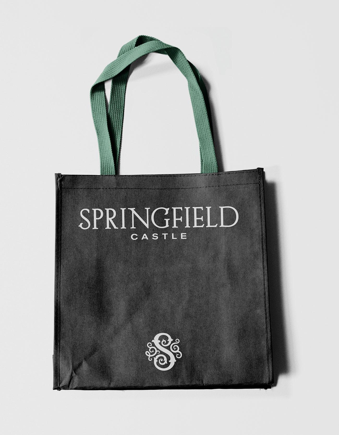Springfield Castle Brand Application