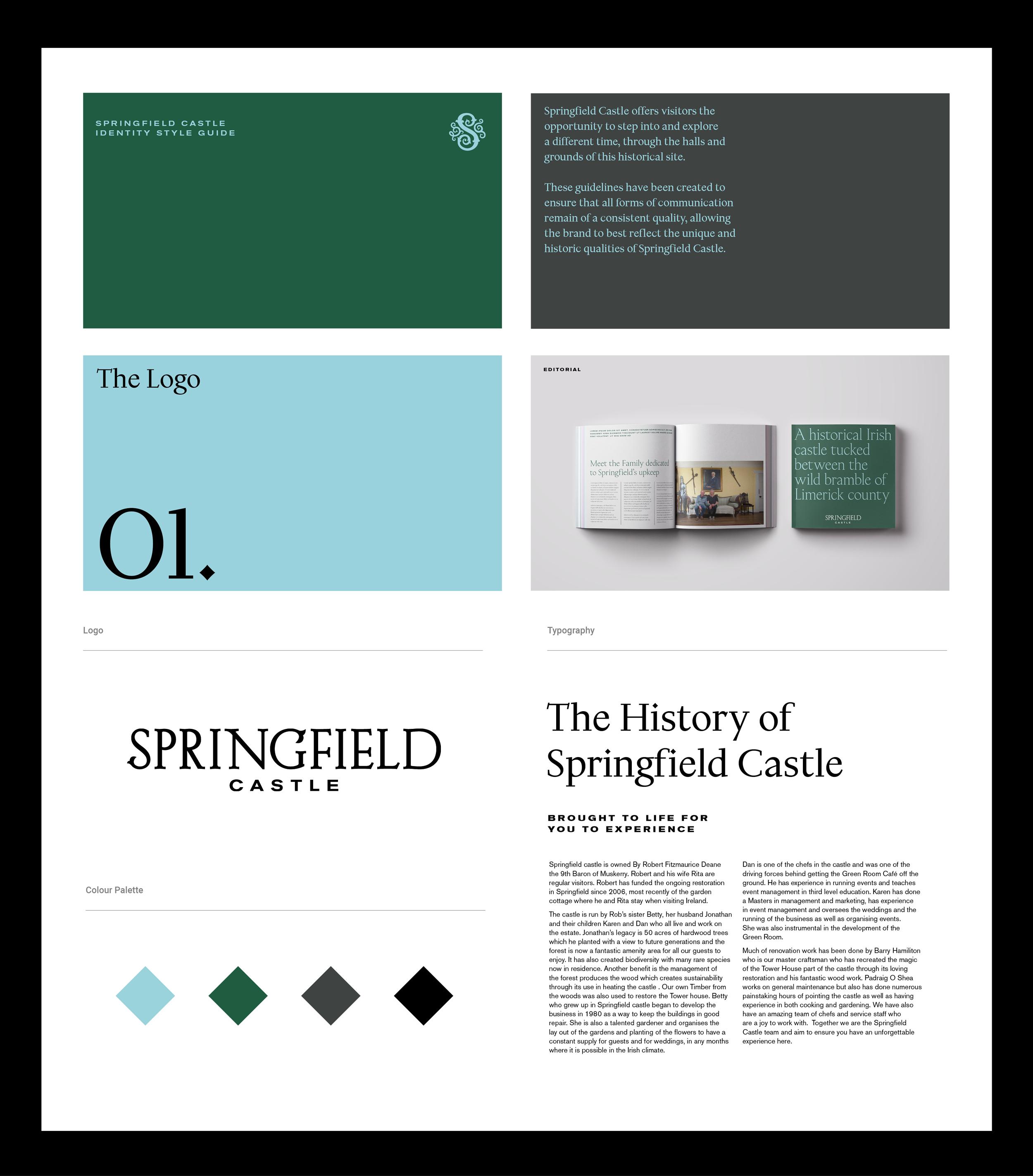 Springfield Castle Brand Development