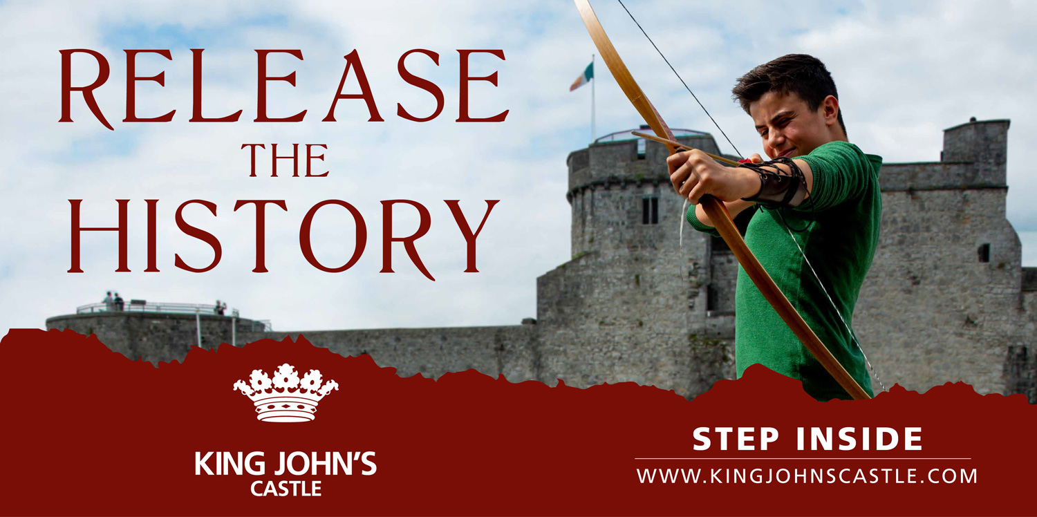 Radio production for King Johns Castle